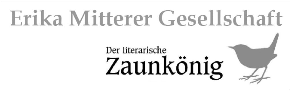 Erika Mitterer Gesellschaft